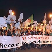 17 octobre 1961 : manifestations à Paris