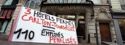 Les salariés du Carlton de Lille inquiets pour leur avenir