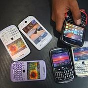 Panne du BlackBerry : des applis offertes