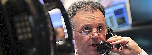 Wall Street finit sur un rebond