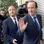 François Hollande consolide sa victoire