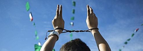 Le Hamas met en scène le retour des prisonniers palestiniens à Gaza