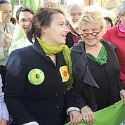 Joly exige que le PS renonce au nucléaire