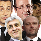 14 candidats dans la course à l'Élysée