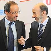 Hollande espère donner «l'exemple» en Europe