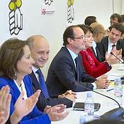 Deux proches de Hollande à la tête du PS