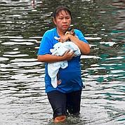 Bangkok menacé par les inondations