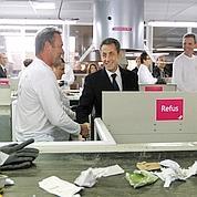 Nicolas Sarkozy défend son bilan écologique