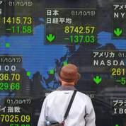 Les Bourses asiatiques en net repli