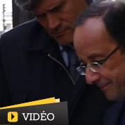 Hollande au coeur de la mêlée politique