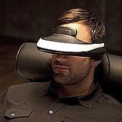 Un casque Sony pour les films et les jeux 3D