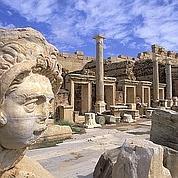 Les trésors de Libye exposés aux pillages