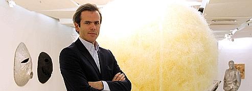 Guillaume Houzé, militant de l'art contemporain