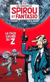 Le Spirou et Fantasio de Yoann et Vehlmann