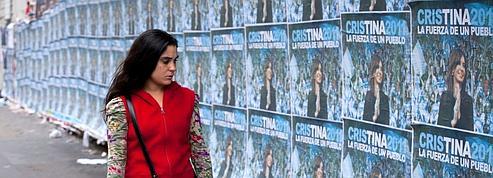 Le triomphe assuré de Cristina Kirchner