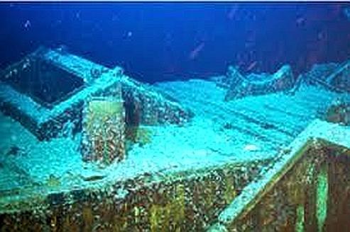 Les fonds marins regorgent de trésors