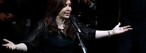 CristinaKirchner, veuve à poigne