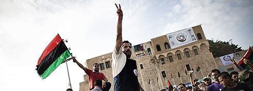 �Vous �tes des Libyens libres�<br/>