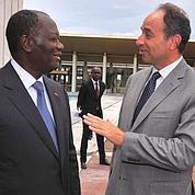 En Afrique, Copé continue sa campagne
