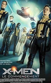 X-Men ,un nouveau commencement