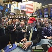 Optimisme, Wall Street clôture dans le vert