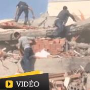«Les habitants ont peur des répliques»