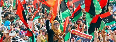 La Libye sur �le chemin d'une d�mocratie musulmane� <br/>