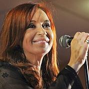 Cristina Kirchner réélue en Argentine