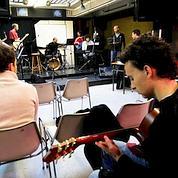 Coup de blues à l'école des musiciens de jazz