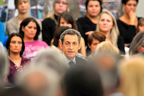Le rendez-vous européen de Sarkozy avant 2012
