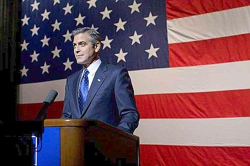 George Clooney en politique