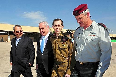 Débat sur le prix payé pour la libération de Gilad Shalit