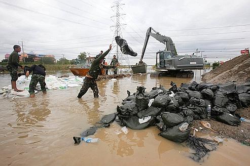 La Thaïlande à la merci d'un «coup d'État aquatique»