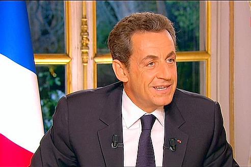 «Nous faisons confiance à la Grèce, nous n'avons pas le choix», a expliqué le chef de l'État. Crédits photo : capture France 2.