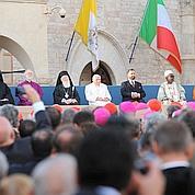 Les chefs des religions s'engagent pour la paix