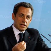 Sarkozy veut un «poids lourd» franco-allemand