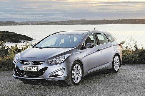 Hyundai i40 : un break familial plutôt haut de gamme