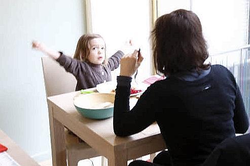 La garde alternée des enfants en discussion