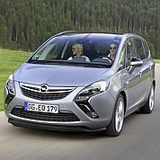 L'Opel Zafira se refait une beauté