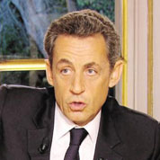 Sarkozy appelle au réalisme face à la crise