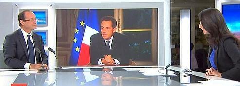 La crise oblige Hollande à s'éloigner du projet du PS