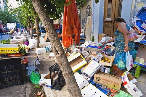 Le grand désarroi des Grecs devant la crise
