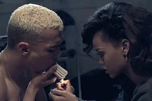 Rihanna, reine de la provocation