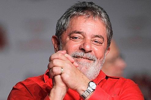 Lula est atteint d'un cancer du larynx