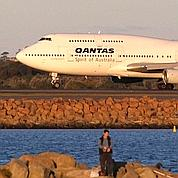 La compagnie Qantas suspend ses vols