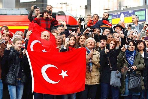 Чему радуется турецкое население