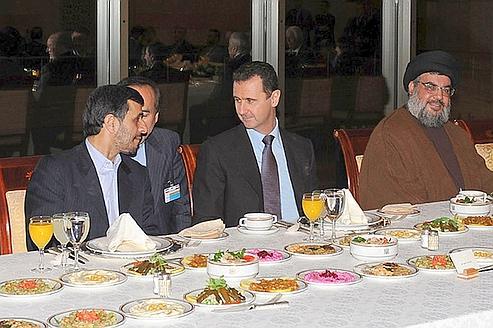 Le jeu ambigu de l'Iran en Syrie