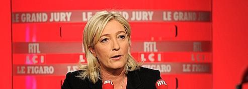 Quand Le Pen courtise les fonctionnaires