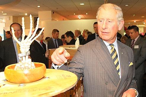 Les Anglais découvrent le droit de veto du prince Charles