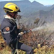 La Réunion : la surface brûlée ne s'étend plus